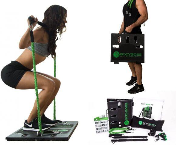 BodyBoss 2.0 - Home Gym
