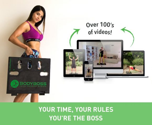 BodyBoss 2.0 - Home Gym
